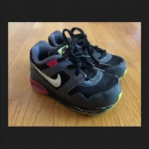 Nike Air Max Boys Toddler Sneakers Size 8